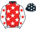 Hoolabaloo Racing silks