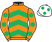 The Philip Hobbs Racing Partnership silks