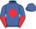 Mr C J H van Niekerk & Ralphs Racing (Pt silks