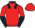Mrs Shelley Tucker Partnership silks