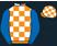Castle Farm Racing Golden Syndicate silk