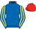 South Ros Racing Syndicate silks
