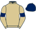 Hambleton Racing XLVI & Partner silks