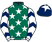 M Phillips/ Templeburn Racing Syndicate silk