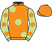The Brookes Family silks