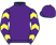 Mr C S Norman & The Wantage Syndicate silks