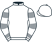 Grey Horse Syndicates & Mr P Drury silks