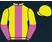 Sean Tarry Racing (Pty) Ltd & Mrs BMA La silks