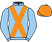 Andrew McGladdery and Park Lodge Stables silks