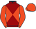 Messrs Corne Spies Racing (Pty) Ltd, Mes silk
